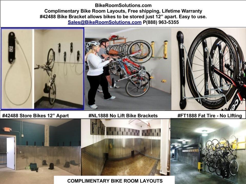 Wall Mount Bike Brackets New York City