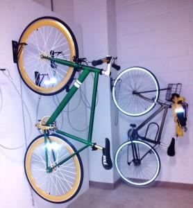 Wall-Mount-Bike-Brackets-Brookyn-NYC-Flatlands
