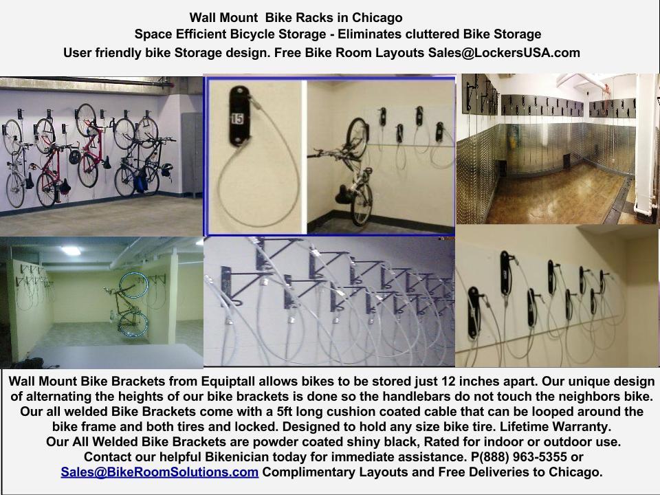 Wall Mount Bike Brackets Chicago
