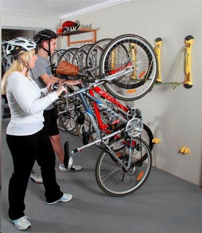 No Lifting Bike brackets Chicago