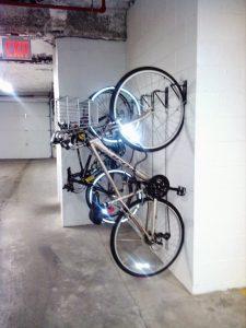 #4288 Bike Brackets rated for indoor or outdoor bike storage. Free bike storage layouts. P(917) 837-0032