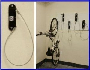 Vertical Bike Racks NYC
