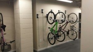 Wall Mounted Bike Brackets Brooklyn