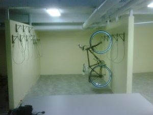 Indoor Bike Racks NYC