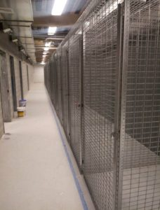 Tenant Storage Cages White Plains NY