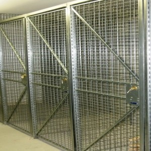 Tenant Storage Lockers Scarsdale