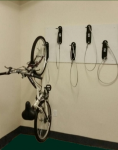 Wall Mounted Bike Racks NYC 10036