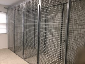 Tenant Storage Lockers Tampa Florida