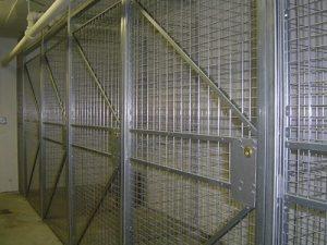 Tenant Storage Cages Brooklyn NY