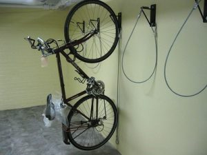 Wall Mount Bike Hangers NYC